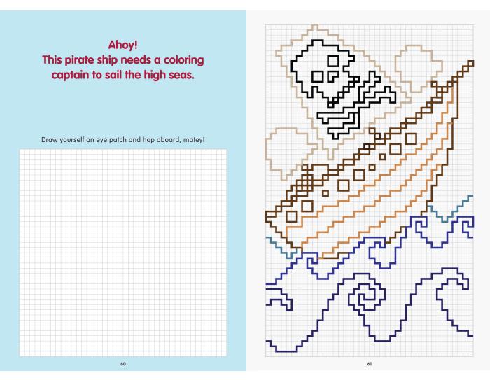 The Pixel Coloring Book Aimee E Suen